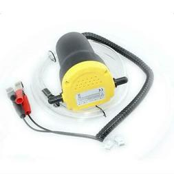 12V 5A Oil Diesel Fuel Extractor Electric Transfer Suction P