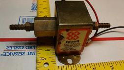 Facet 574A Automotive Electric Fuel Pump Tested Good. Hot Ro