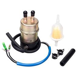 MOSTPLUS Fuel Pump For Kawasaki Mule 3000 3010 3020 2500 251