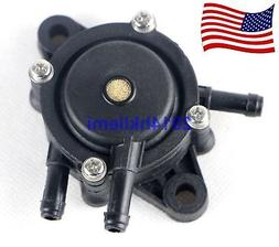 black fuel pump for briggs stratton mikuni