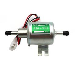 Camecho Electric Fuel Pump HEP-02A Low Pressure 12V For Agri