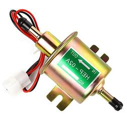 Electric Fuel Pump Transfer Pump Universal 12V Fuel Pump 2.5