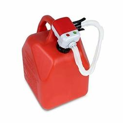 Electric Fuel Transfer Pump Battery Operated Diesel Gasoline