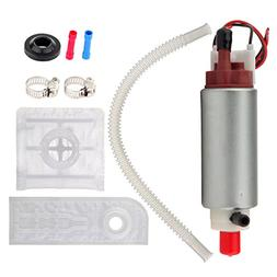 ECCPP Performance Electric Fuel Pump with Installation Kit S