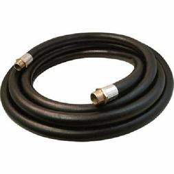 "Fuel Transfer Hose 3/4"" x 10 ft Gas, Diesel, Kerosene, Oil T"
