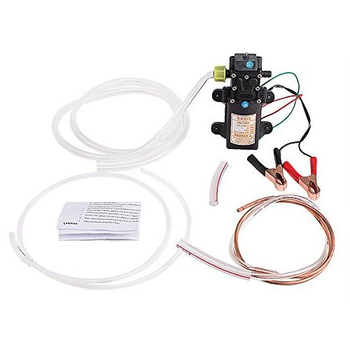 12V Transfer Oil Fluid Siphon Motorbike