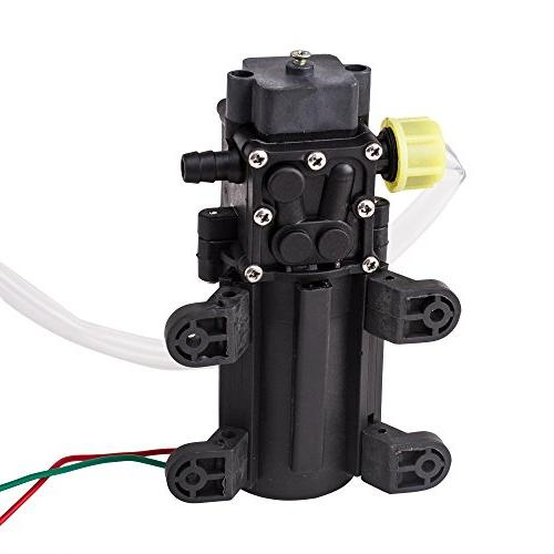 12V Transfer Oil Diesel Electric Siphon Car
