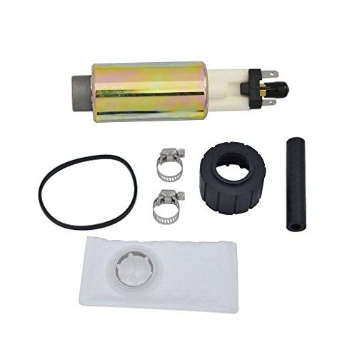 1pc new electric fuel pump with installation