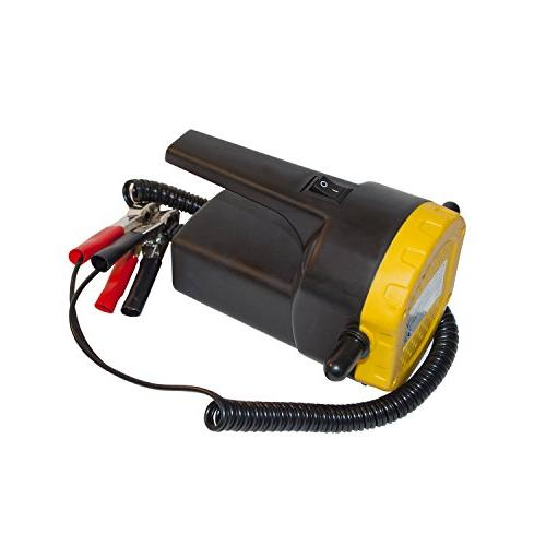 ALEKO BST1017B 100W Oil Diesel Extractor Suction with Hose and ON/OFF