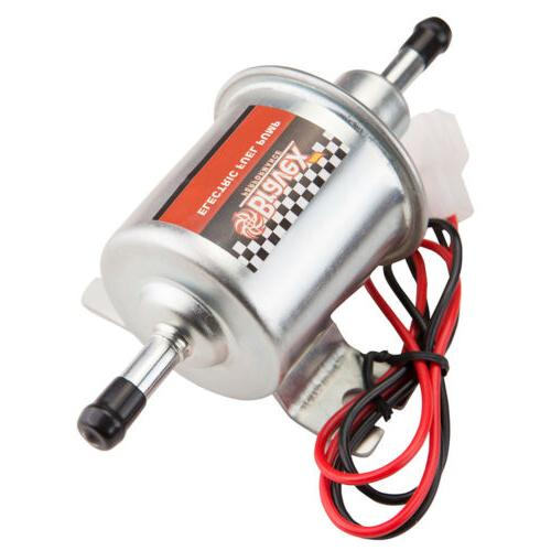 Bravex Brand New Low Pressure Gas Electric Pump 12V