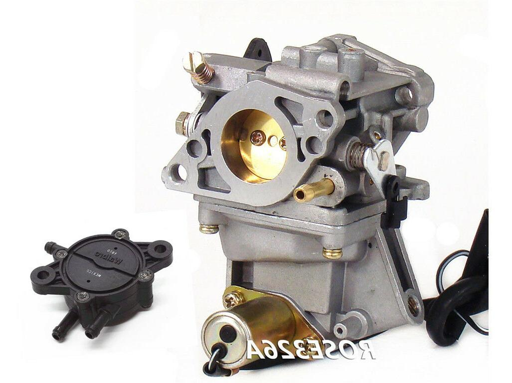 Carburetor & Fuel Pump For Honda GX610 18 HP GX620 20 HP