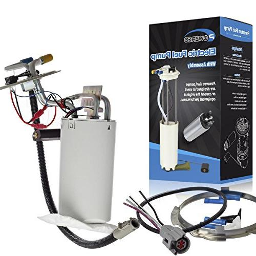 electric gas fuel pump module assembly replacement