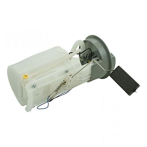 fuel pump module with sending unit