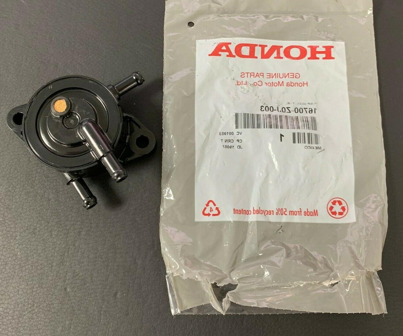 genuine 16700 z0j 003 oem fuel pump