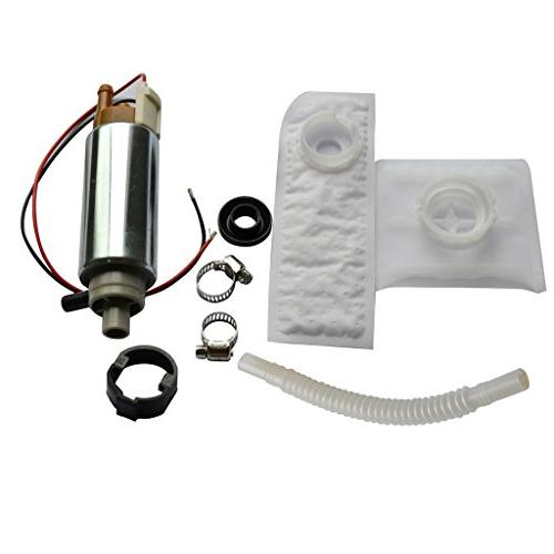 new electric fuel pump with installation kit