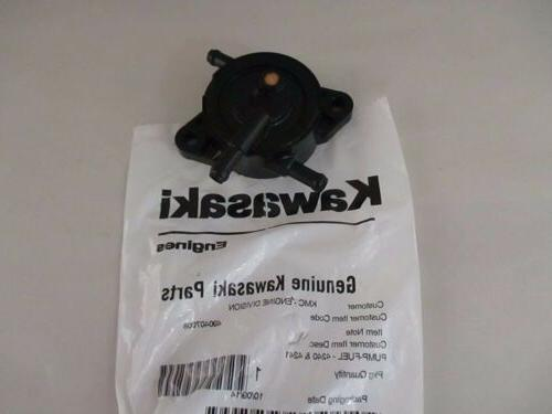 NEW GENUINE OEM KAWASAKI PART # 49040-0770 FUEL PUMP FOR FR,