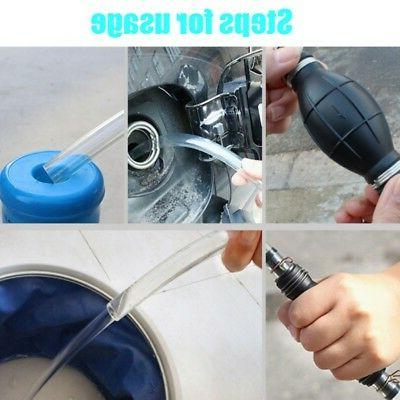 US House Fuel Water Gas Fish Tank Transfer