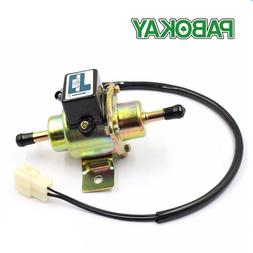 New 12V Universal Low Pressure Gas Diesel <font><b>Electric<