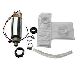 CUSTOM New Electric Fuel Pump With Installation Kit Fit Dodg