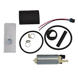 CUSTOM New Electric Intank Fuel Pump & Installation Kit Fit