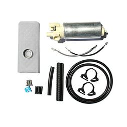 new electric intank fuel pump with installation