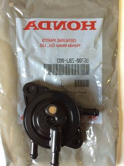 New OEM Genuine Honda 16700-Z0J-003 Vacuum Fuel Pump Assembl