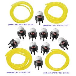 HIFROM 10pcs Snap in Primer Bulb Pump 188-512 188-512-1 with