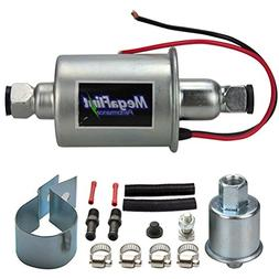 Universal Electric Fuel Pump 12V Low Pressure Inline Fuel Pu